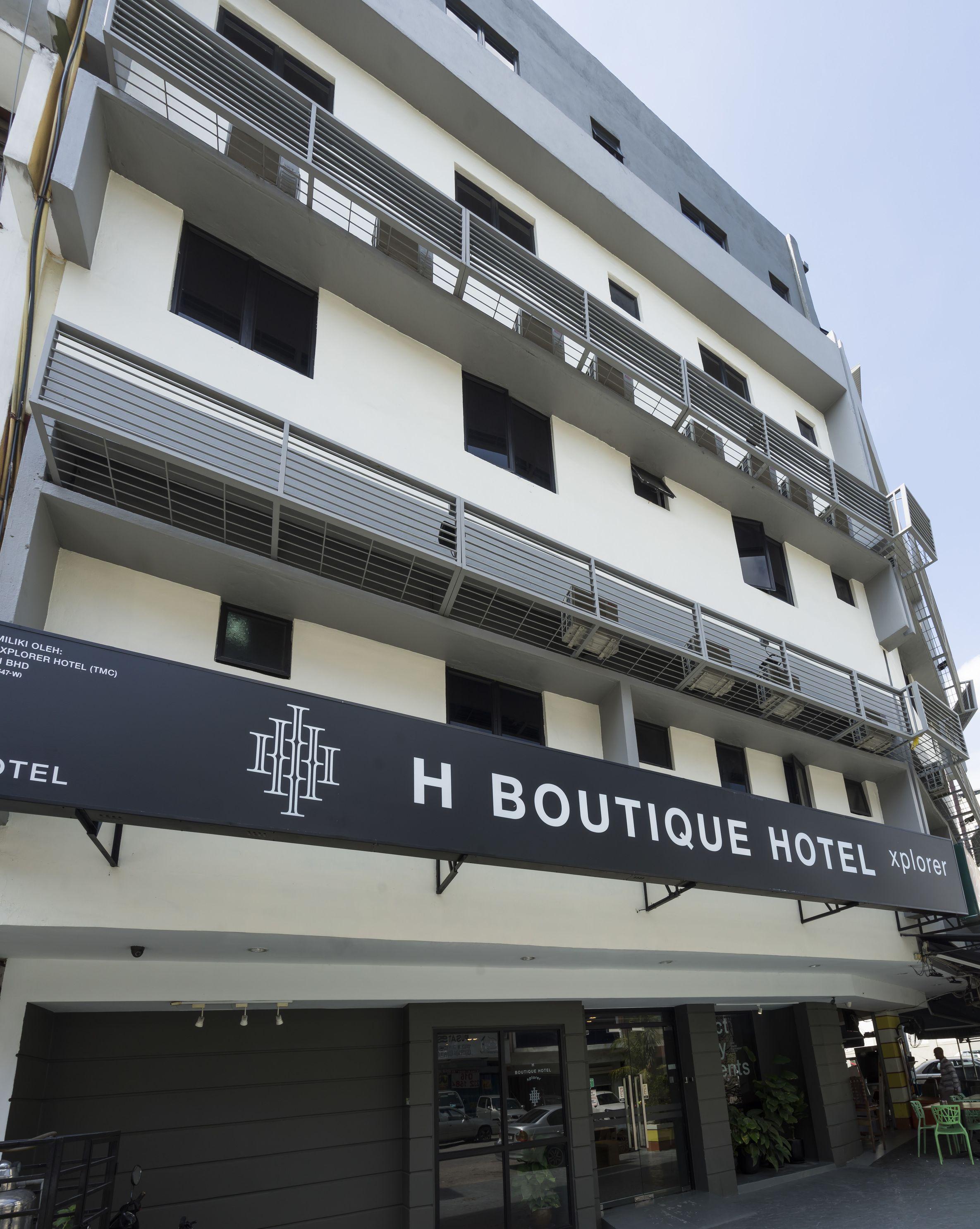 H Boutique Hotel Xplorer Maluri Cheras,KAMPONG PANDAN LUAR