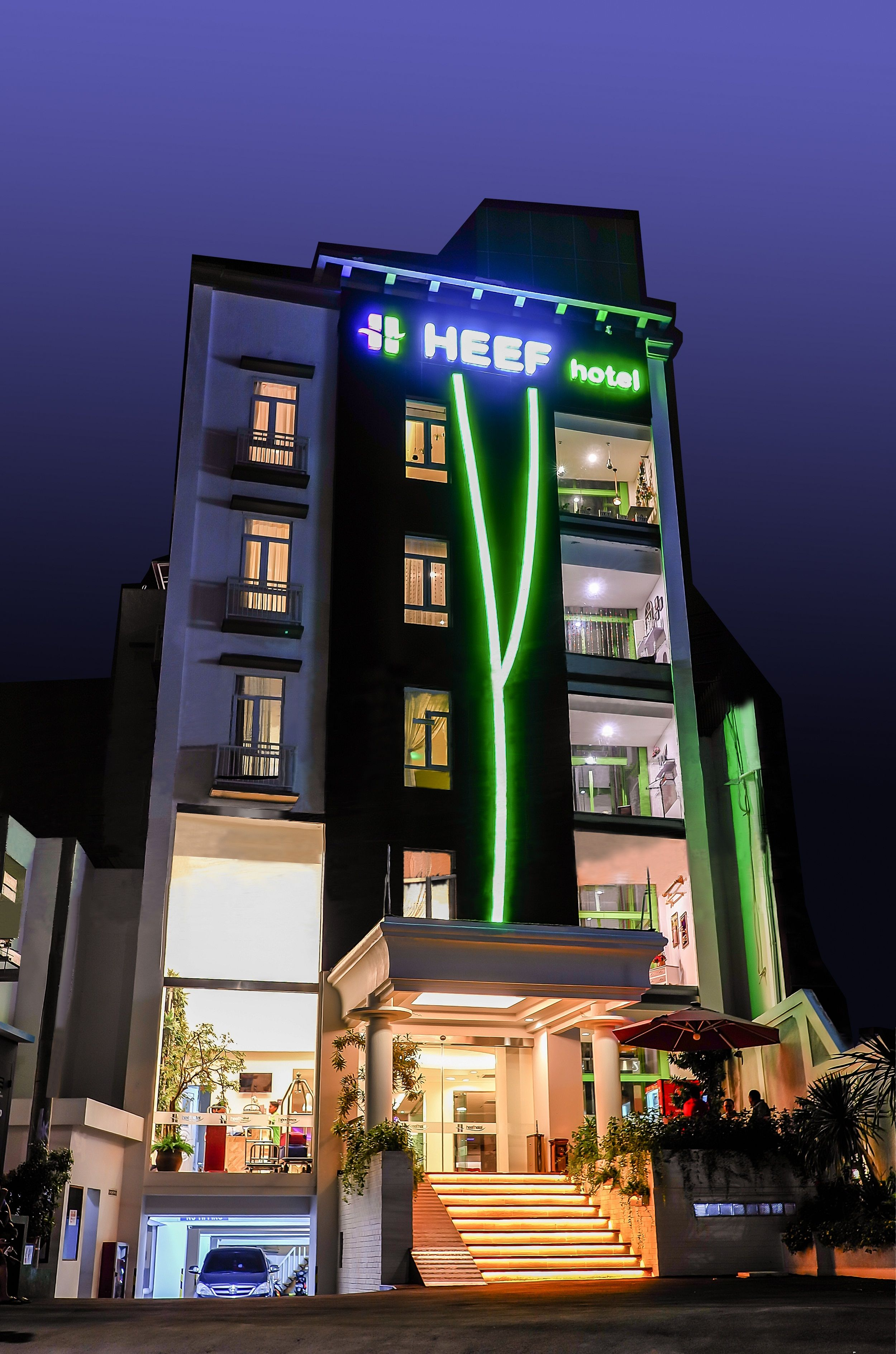 Heef Hotel Pasar Baru, Jakarta Pusat