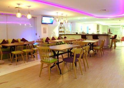 Heef Hotel Pasar Baru Rumah Makan