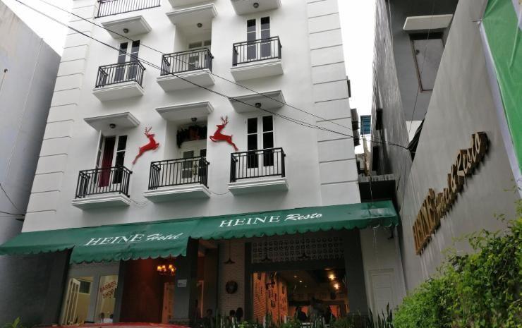 HEINE HOTEL , Manado