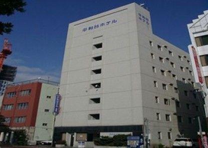 Heiwadai Hotel Otemon