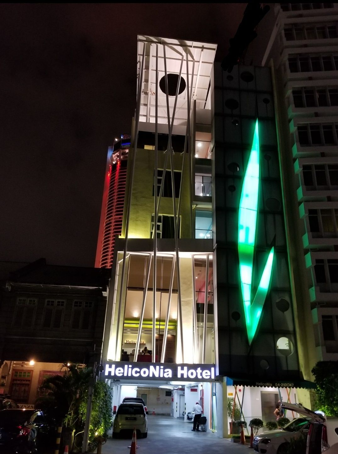 HELICONIA HOTEL , Pulau Penang