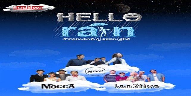 Hello Rain 2018