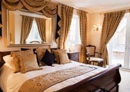 Hempstead House Hotel Teras