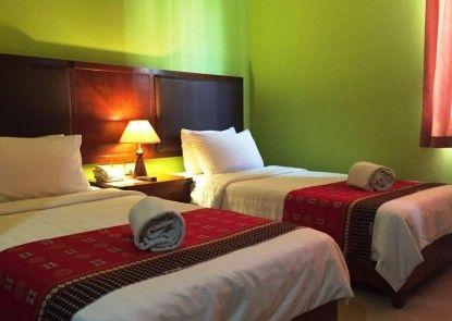 Hermes One Hotel Subulussalam Kamar Tamu