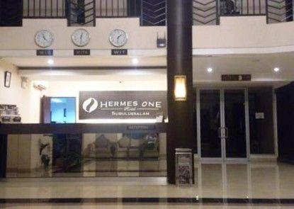 Hermes One Hotel Subulussalam Lobby