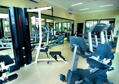 Hermes Palace Hotel Banda Aceh Ruangan Fitness