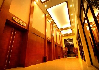 Hermes Palace Hotel Banda Aceh Interior