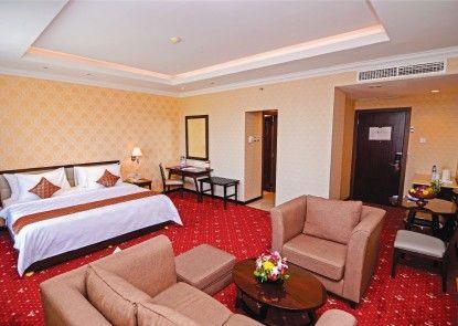 Hermes Palace Hotel Banda Aceh Kamar Tamu