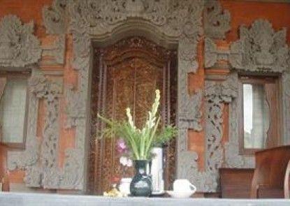 Hibiscus Cottages Teras