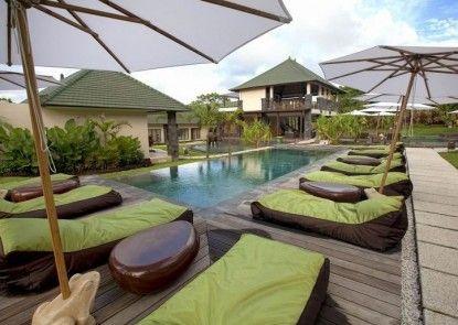 S Resorts Hidden Valley Bali Kolam Renang