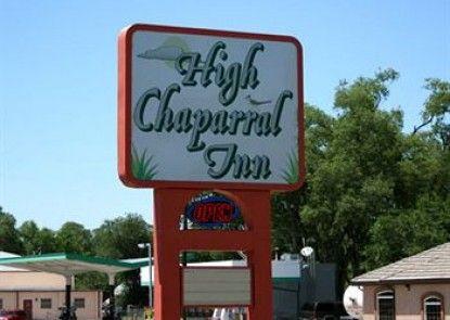 High Chaparral Inn