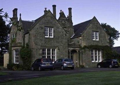 Highfield House Teras