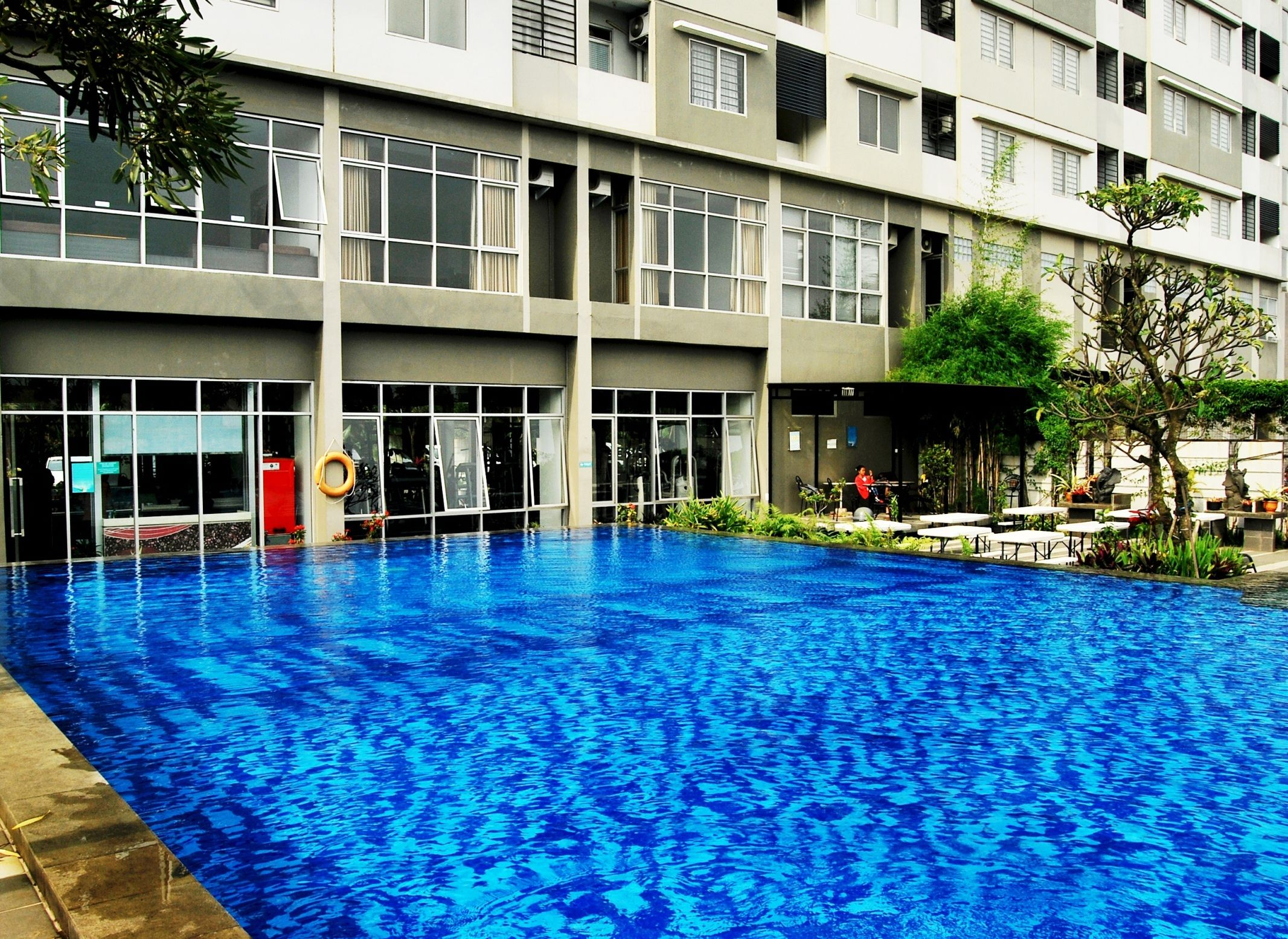 High Livin Apartment, Cimahi