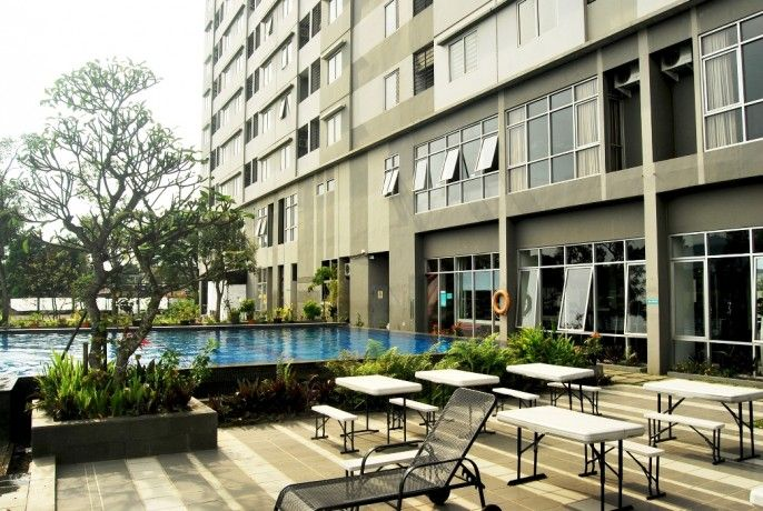 High Livin Apartment, Cimahi