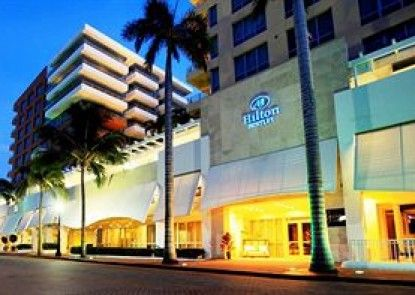 Hilton Bentley Miami/South Beach Teras