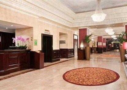 Hilton Brighton Metropole Teras