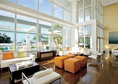 Hilton Fort Lauderdale Marina Teras