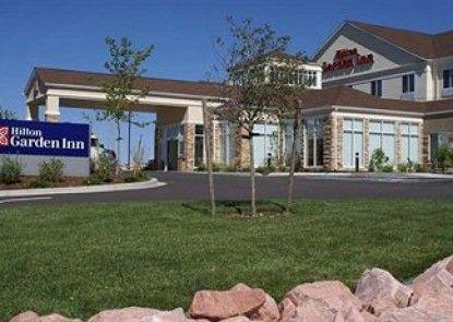 Hilton Garden Inn Colorado Springs Airport Teras
