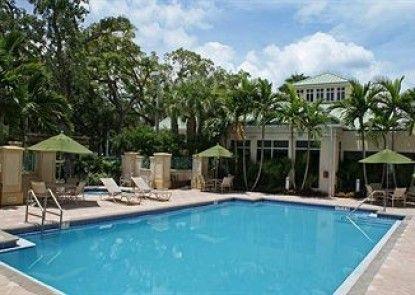 Hilton Garden Inn Fort Lauderdale Airport-Cruise Port Teras