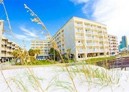 Hilton Garden Inn Orange Beach Teras