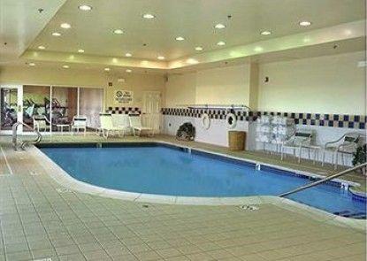 Hilton Garden Inn Springfield Teras