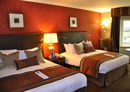 Hilton Glasgow Teras