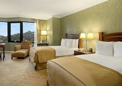 Hilton Los Angeles/Universal City Teras