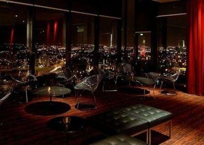 Hilton Manchester Deansgate Teras