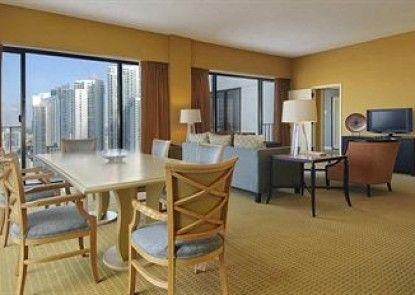 Hilton Miami Downtown Teras