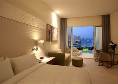 Hilton Puerto Vallarta Resort All Inclusive Teras