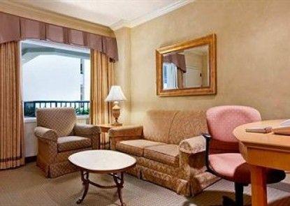 Hilton Suites Boca Raton Teras