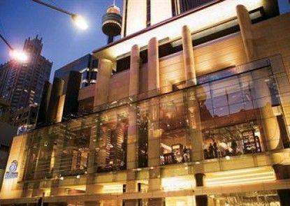 Hilton Sydney Teras