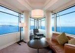 Pesan Kamar Suite Panorama di Hilton Fukuoka Sea Hawk