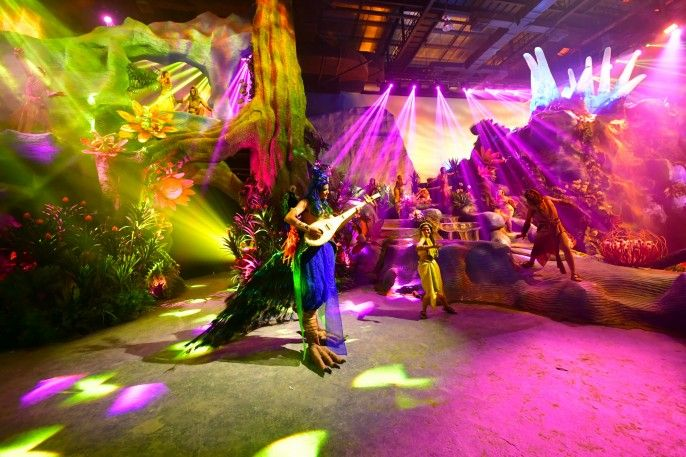 harga tiket Himmapan Avatar Show - Admission Only