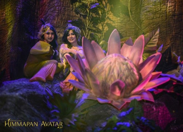Himmapan Avatar Show - Admission Only