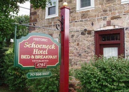 Historic Schoeneck Hotel B&B LLC