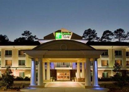 Holiday Inn Exp Walterboro Teras