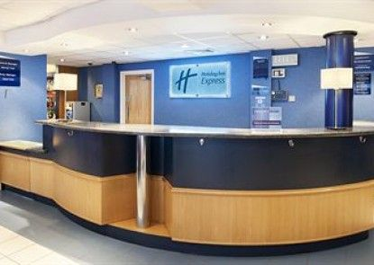 Holiday Inn Express Aberdeen City Centre Teras