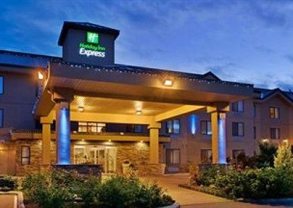 Holiday Inn Express And Suites - Vernon Teras