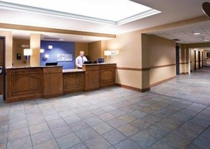Holiday Inn Express Boulder Teras