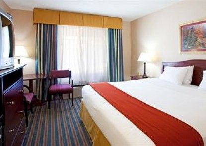 Holiday Inn Express Braselton Teras