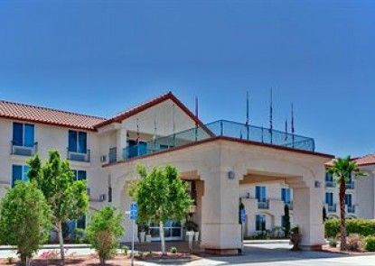 Holiday Inn Express Calexico Teras