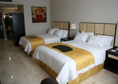 Holiday Inn Express Ciudad Del Carmen Teras