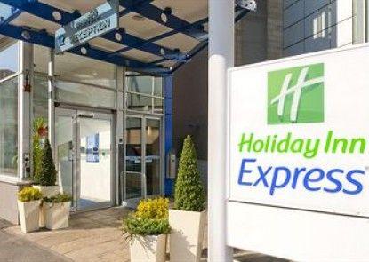 Holiday Inn Express Glasgow Theatreland Teras