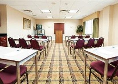 Holiday Inn Express Hotel & Suites Columbia Teras