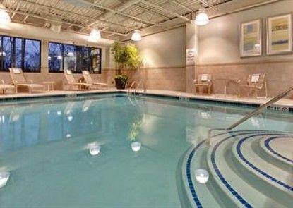 Holiday Inn Express Hotel & Suites Detroit-Novi Teras