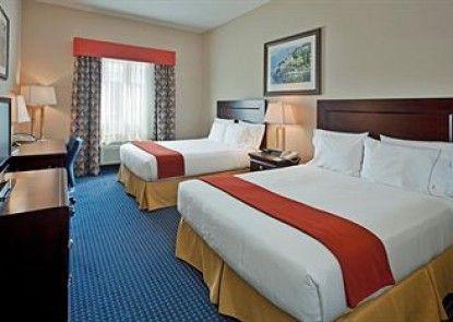 Holiday Inn Express Hotel & Suites Hinton Teras