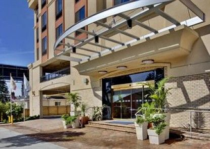 Holiday Inn Express Hotel & Suites Hollywood Walk of Fame Teras