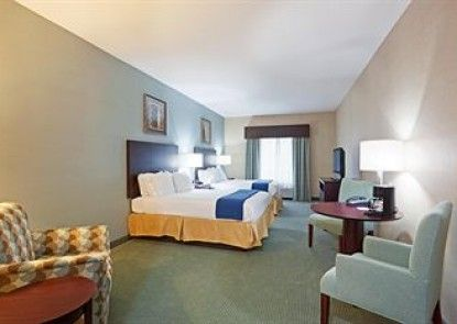 Holiday Inn Express Hotel & Suites Meriden Teras